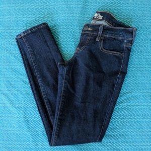 Dark Wash Skinny Jeans Old Navy The Diva